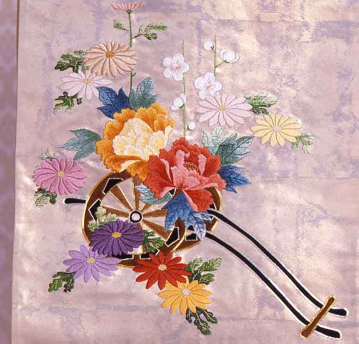 "1978 ""Hanaguruma - Flower Cart"""